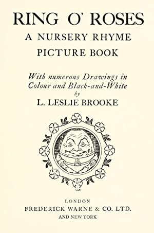 Ring o' roses; a nursery rhyme picture: Brooke, L. Leslie