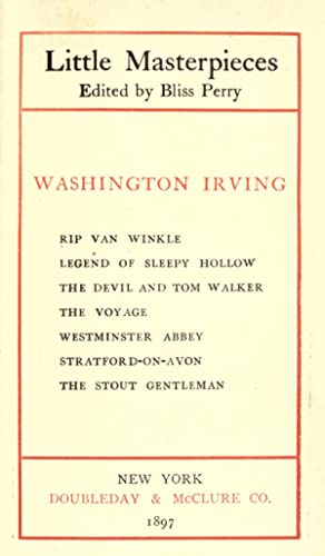 Rip Van Winkle; Legend of Sleepy Hollow;: Irving, Washington, 1783-1859