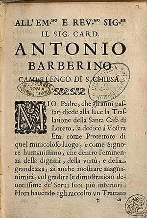Ritratto di Roma moderna. All'eminentissimo, e reurendiss.: Ludovico Totti