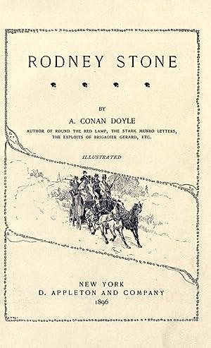 Rodney Stone [Reprint]: Doyle, Arthur Conan,