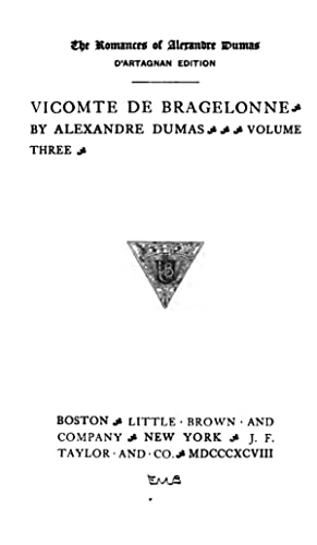 Romances of Alexandre Dumas: D'Artagnan ed [Reprint]: Alexandre Dumas