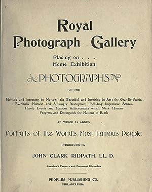 Royal photograph gallery : placing on home: Ridpath, John Clark,