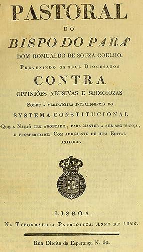 Pastoral do bispo do Pará dom Romualdo: Coelho, Romualdo de
