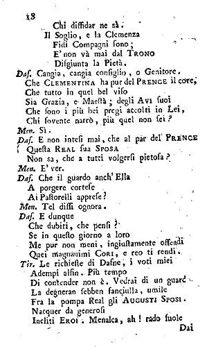 Per l'arrivo delle reali altezze serenissime Francesco: Michele Majelli