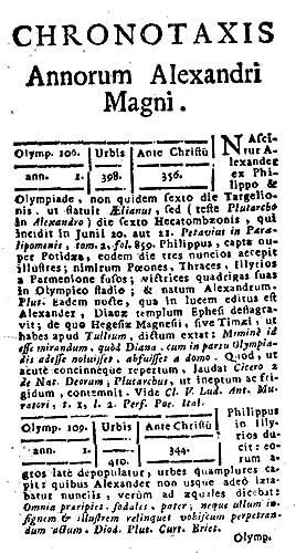 Q. Curtii Rufi Historiarum libri. Editio Lucensis: Quintus Curtius Rufus