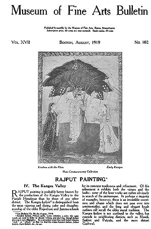 Rajput Painting (1919) (Volume: 17) [Reprint]: A. K. C.