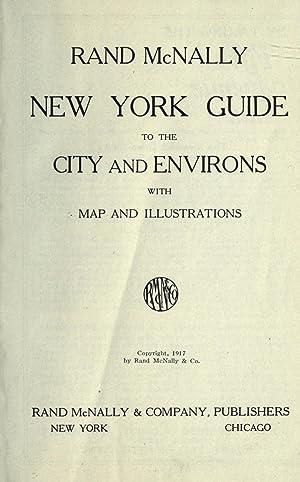 Rand McNally New York guide to the: Rand McNally and
