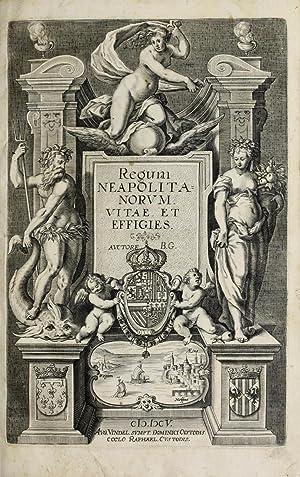 Regum neapolitanorum vitae et effigies (1605) [Reprint]: G., B., 16th/17th