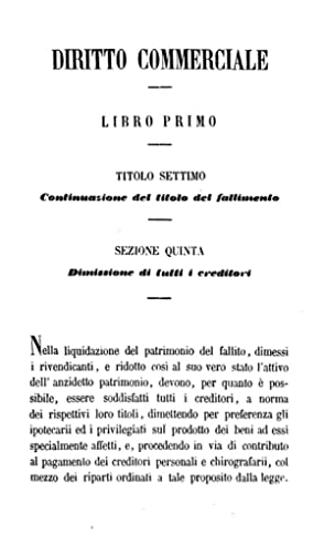 Lezioni di diritto commerciale del cav. avv.