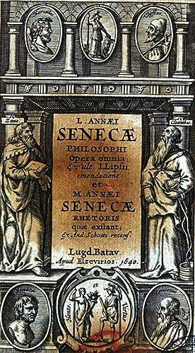 L. Annæi Senecæ philosophi opera omnia; ex