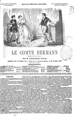 Le comte Hermann drame en cinq actes: Alexandre pà re