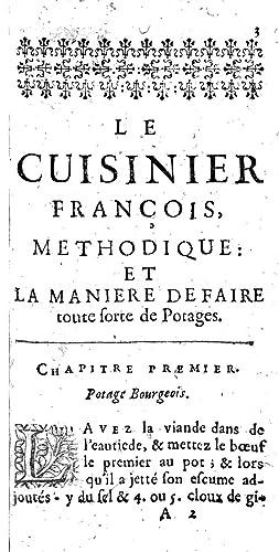 Le cuisinier francois, ou est enseigne la: Francois Pierre :