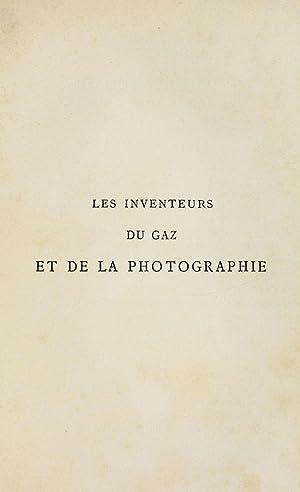Les inventeurs du gaz et de la: Ernouf, Alfred Auguste,