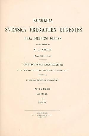 Kongliga Svenska Fregatten Eugenies resa omkring jorden: Kungl. Svenska vetenskapsakademien,Virgin,