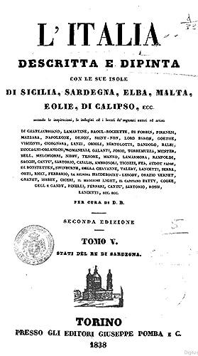 L' Italia descritta e dipinta con le