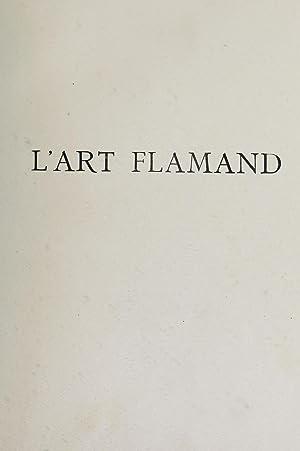 L'art flamand (1896) (Volume: v.3) [Reprint]: Dujardin, J. (Jules),Middeler,