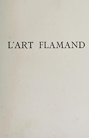 L'art flamand (1896) (Volume: v.4) [Reprint]: Dujardin, J. (Jules),Middeler,