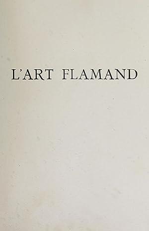 L'art flamand (1896) (Volume: v.1) [Reprint]: Dujardin, J. (Jules),Middeler,