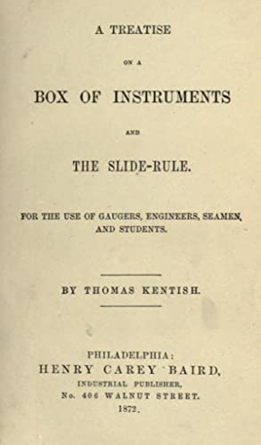 A treatise on a box of instruments: Kentish, Thomas