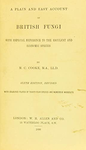 A plain and easy account of British: Cooke, M. C.