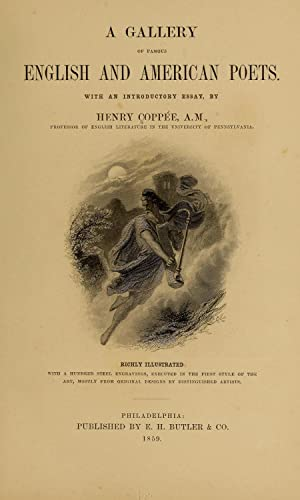 A gallery of famous English and American: Coppée, Henry, 1821-1895,