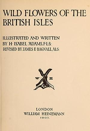 Wild Flowers of the British Isles (1907): Adams, H. Isabel