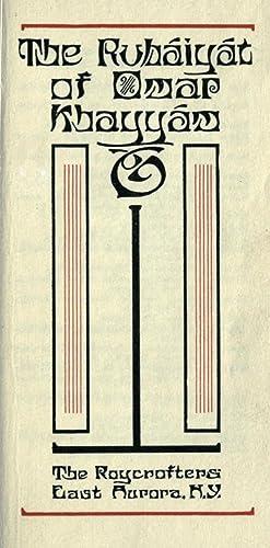 The Rubaiyát of Omar Kháyyám [Reprint]: Omar Khayyam,FitzGerald, Edward,