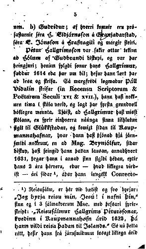 Andlegir sálmar og kvæði þess guðhrædda kennimans: Hallgrímur Pétursson
