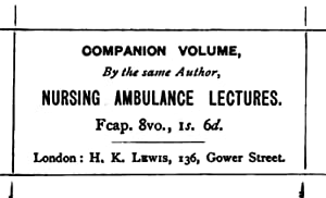 Ambulance Lectures; First Aid to the Injured: Samuel Osborn