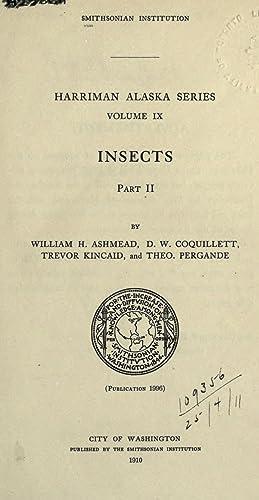 Alaska [Reprint] Volume: 9: Harriman Alaska Expedition