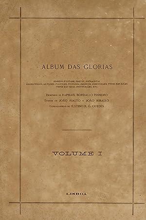 Album das glorias : homens d'estado, poetas,: Pinheiro, Rafael Bordalo,