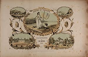 Album of Virginia (1858) [Reprint]: Beyer, Edward, 1820-1865