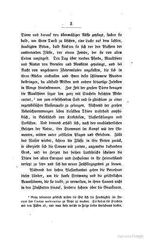 Alexander von Humboldt's Reise in die Aequinoctial-Gegenden: Humboldt, Alexander von,