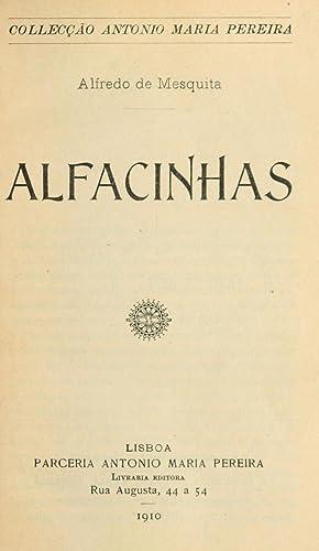 Alfacinhas (1910) [Reprint]: Mesquita, Alfredo, 1871-