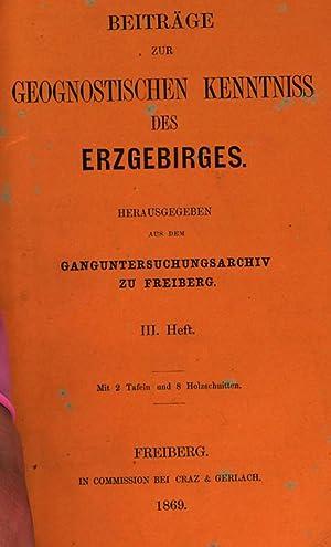 Beiträge zur geognostischen Kenntniss des Erzgebirges auf