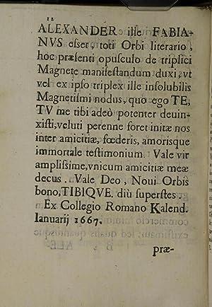 Athanasij Kircheri e Soc. Iesu. Magneticum naturae: Kircher, Athanasius