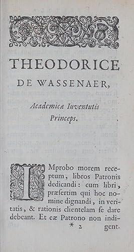 Avgvstini Alsteni Bloemertii Singvlaris liber de nobilis: Bloemaert, Abraham