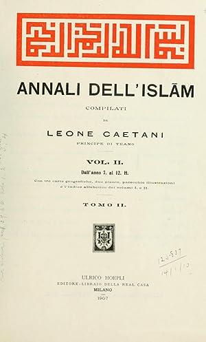 annali dell islam - AbeBooks