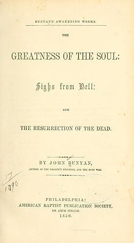 Bunyan's awakening works (1850) [Reprint]: Bunyan, John, 1628-1688,Brown,