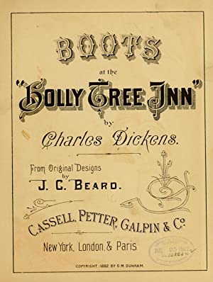 """Boots at the """"Holly tree inn,"""" (1882): Dickens, Charles, 1812-1870"""