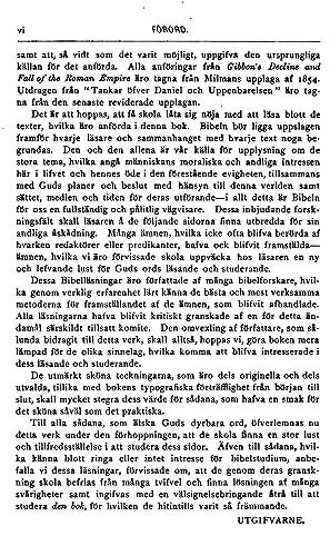 Bibelläsningar för familjekretsen: omfattande ett hundra femitio: A. Swedberg, Review