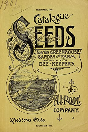 Catalogue of seeds for the greenhouse, garden: Root, A. I.