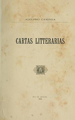 Cartas literarias (1895) [Reprint]: Caminha, Adolfo, 1867-1897