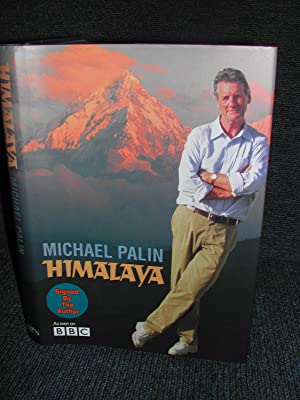 Himalaya (signed copy) by Palin, Michael