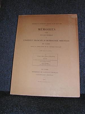 Memoires Publies Par Les Membres De L'institut: Gauthier, M. Henri