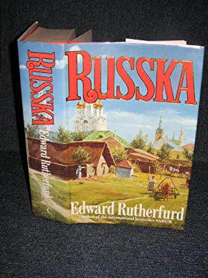 Russka (Signed First Edition)