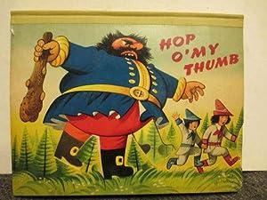 Pop-up ] : Hop O' My Thumb: Kubasta, V[ojtech].