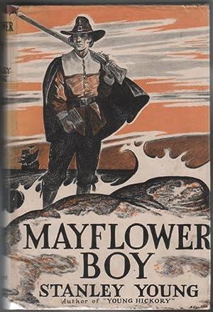 Mayflower Boy.: Young, Stanley.