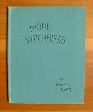 More Watchbirds.: Leaf, Munro.