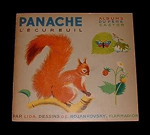 Panache, l'ecureuil.: Lida (Faucher).